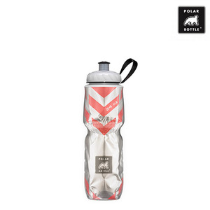 [POLAR BOTTLE/물통] 24OZ 폴라 물병 (CHEVRON RED)