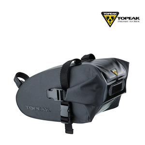 [토픽/안장용가방] Wedge DryBag(black) L strap