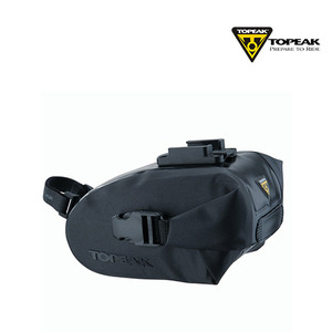 [토픽/안장용가방] Wedge DryBag (black) S QUICK CLICK