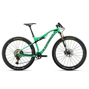 오베아 2018 MTB XC풀서스펜션 OIZ 27 M-LTD MINT-BLK