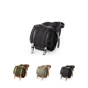 가방 브룩스 안장용가방 BROOKS ISLE OF WIGHT SADDLE BAG SMALL