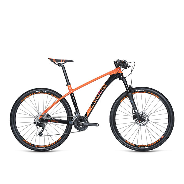 "엘파마 19 MTB 27.5"" SHOOTER Orange Black"