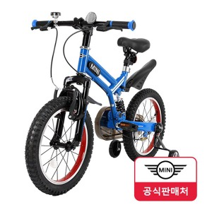 MINI PIONEERS KIDS BIKE (RSZ1605) 16인치 레드/블루