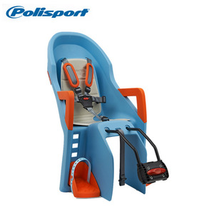 [Polisport/FF/유아안장] POLISPORT GUPPY MAXI®-FFS (BLUE/ORANGE)