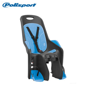 [Polisport/CFS/유아안장] POLISPORT BUBBLY MAXI®-CFS (DARK GREY/BLUE)